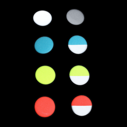 Buttons_bunt_reflektierend